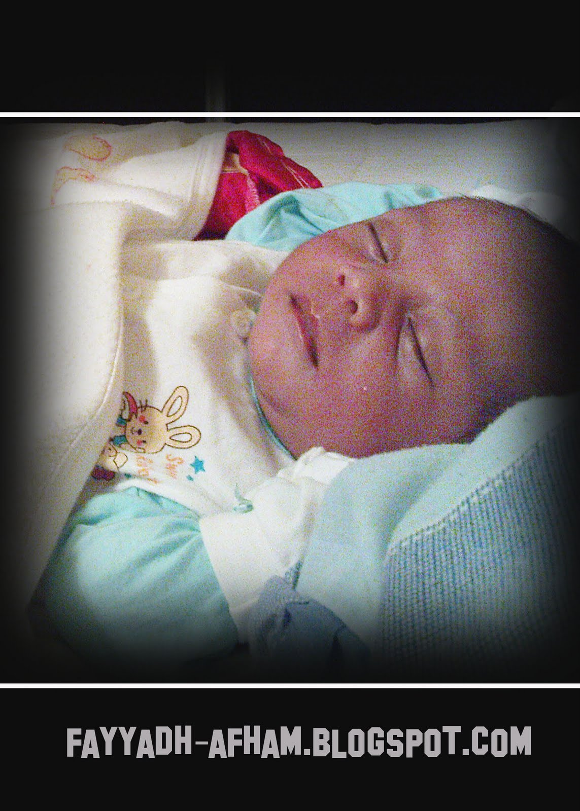 1-month-old Afham