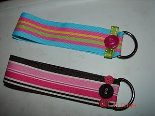 [fabric+key+chain]