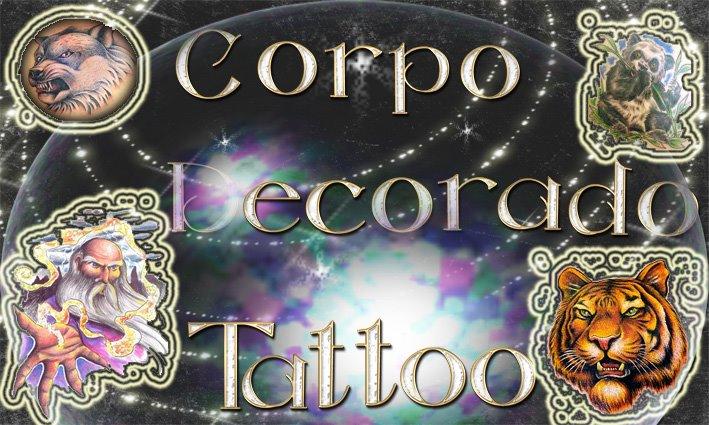Tatuagem: Corpo Decorado