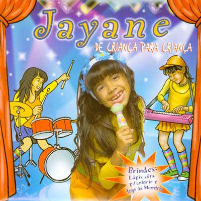 baixar cd Jayane   De Criança para Criança | músicas