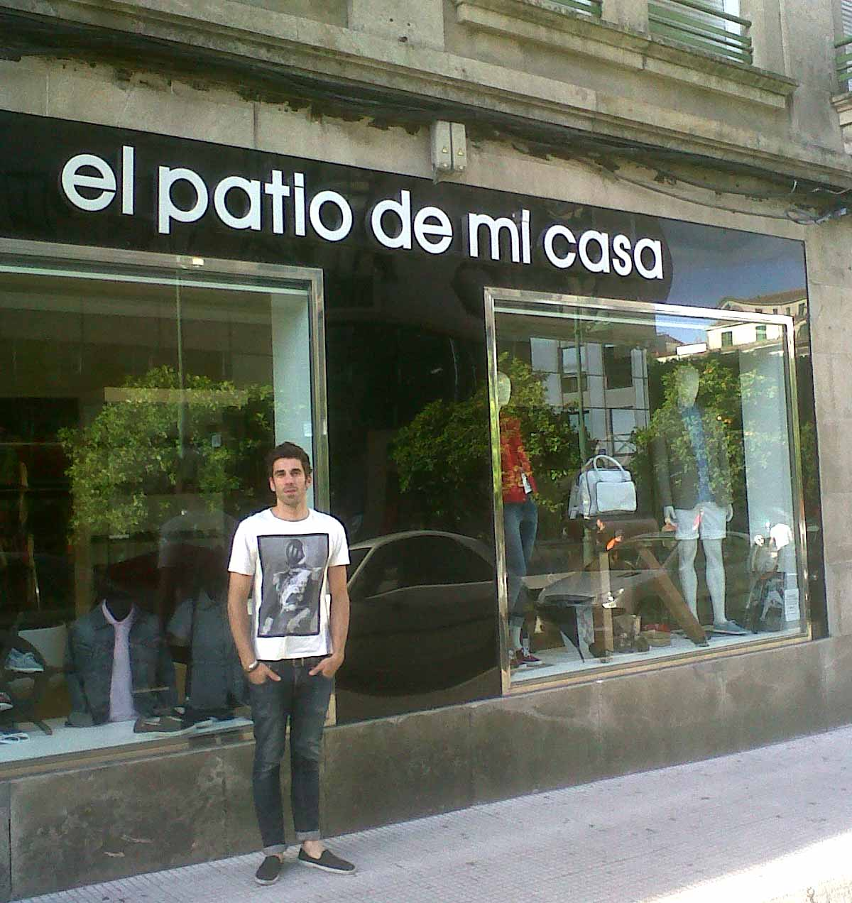 Roman padin blog el patio de mi casa pontevedra - Mi casa pontevedra ...