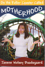 On the Roller Coaster Called Motherhood