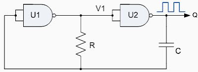 Square Wave Generator 741 in addition 555 R  Generator Circuit together with Multivibrator also Bicycle Rear Light Afterglow as well Index2. on 555 timer astable multi
