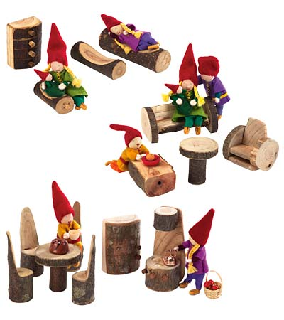 [XMASLolafairyfurnitureMagicCabin]