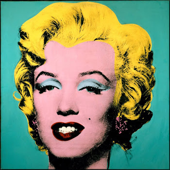 CLIC ON MARILYN AND RETURN TO ARTEON HOME