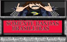 POSTAMOS SOMENTE BANDAS DO BRASIL