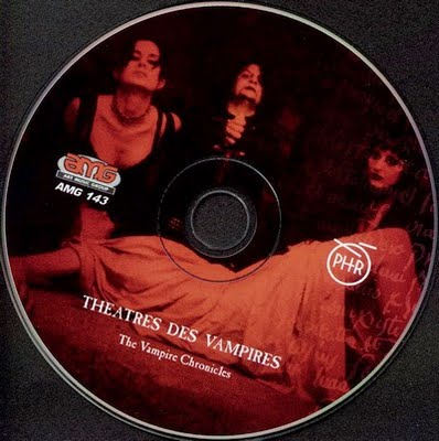 theatre des vampires essay Find great deals on ebay for theatre des vampires and gothic cemetery shop with confidence.