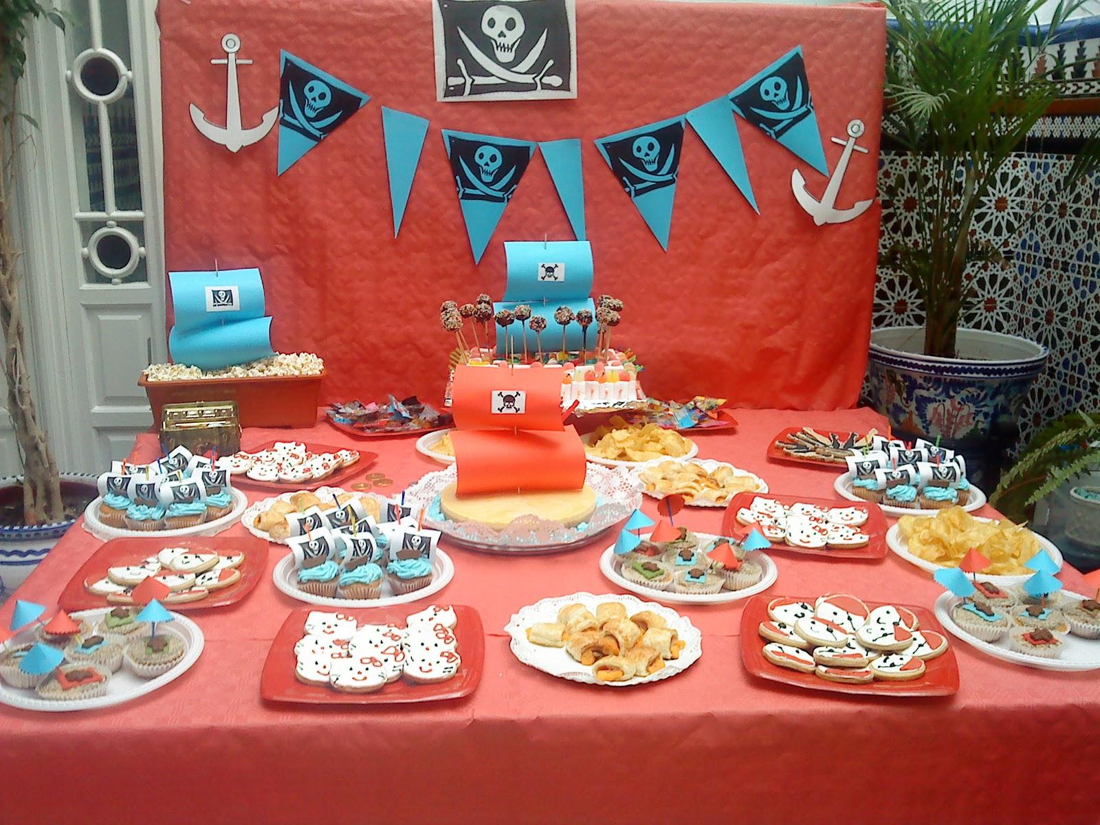 10 de noviembre de 2010 fiesta de cumpleanos pirata esta fiesta de