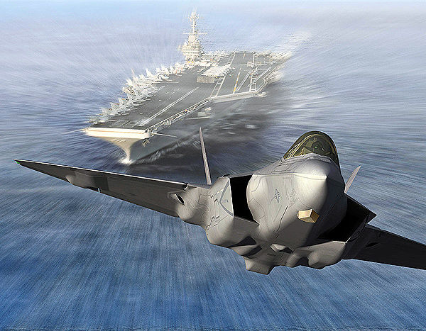 The Indian Navy has asked Lockheed Martin for briefings on the F-35 as a