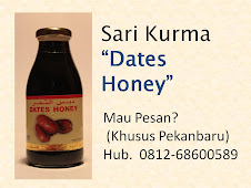 Sari Kurma Dates Honey