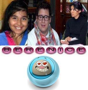 BERENICE, GONZALO Y VERÓNICA