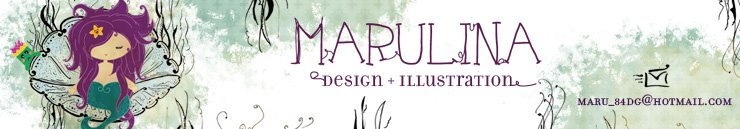 Marulina* - Design + ilustration