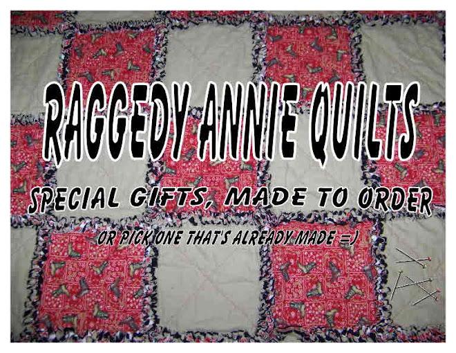 Raggedy Annie Quilts