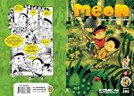 komik meon siri 1 : Perang Terung Manggor.