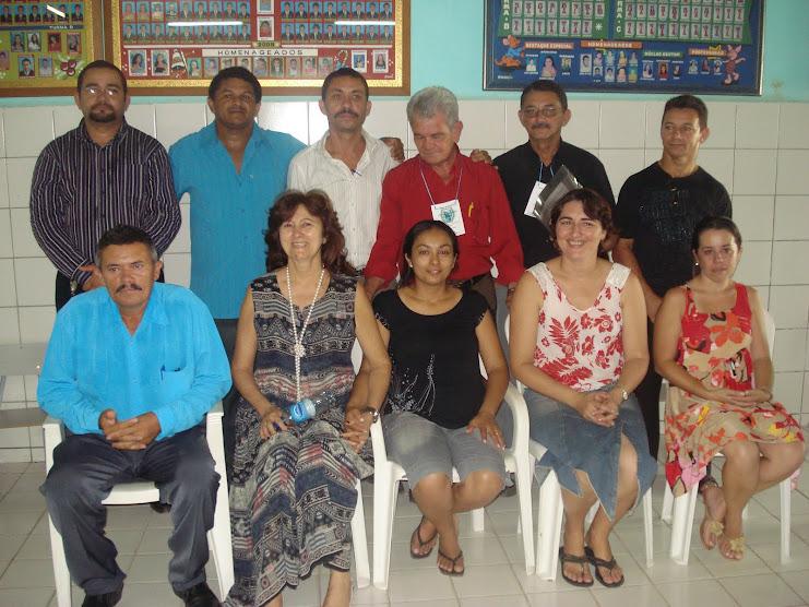 LIDERANÇA RNCE 2010