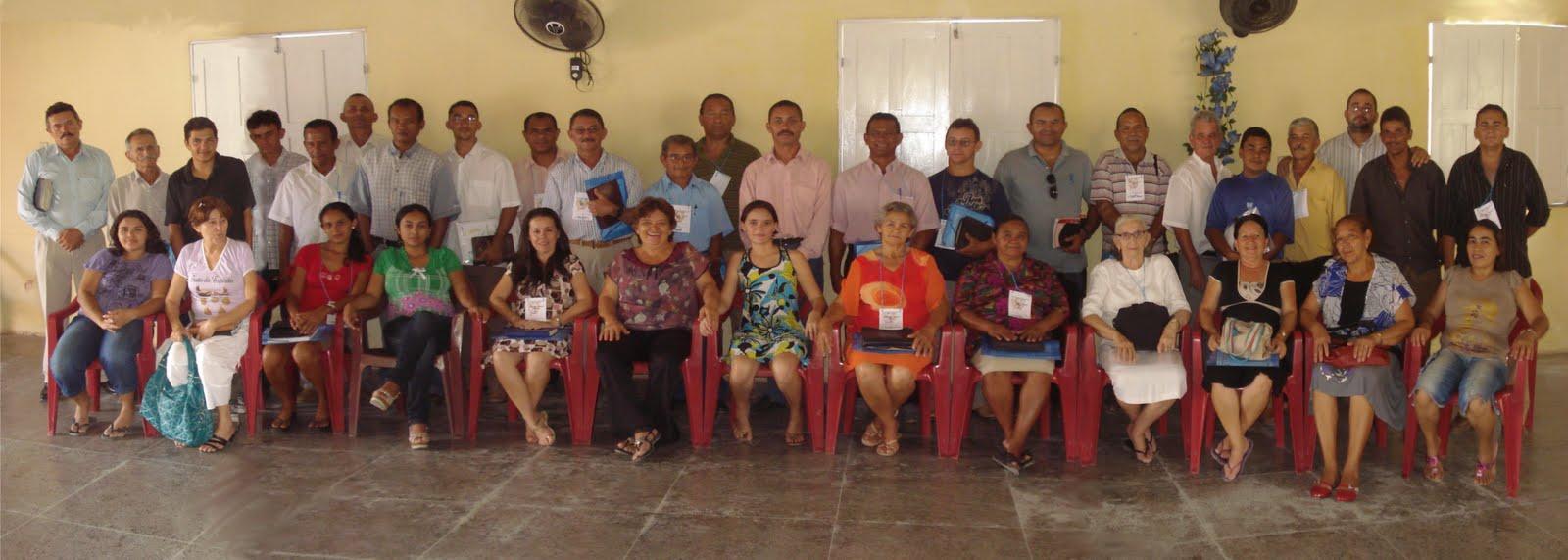 Membros do Conselho Regional