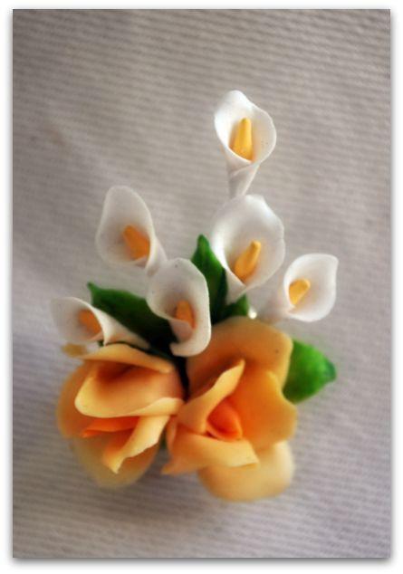 Como Hacer Botones De Flores