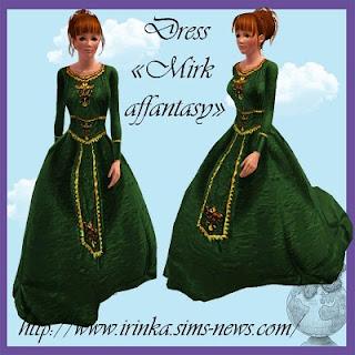 Historical Dresses by Irink@a  Af+mirk+affantasy+by+Irink%40a