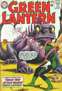 Green Lantern # 34