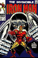 Iron Man 8 Marvel Comics
