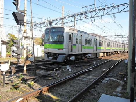 京王線笹塚駅引き上げ線工事3 桜上水駅折り返し運転