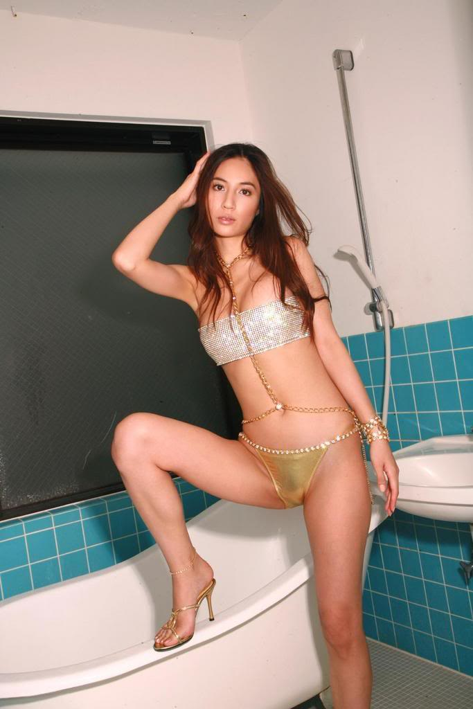 A BRAINY Japanese porn star is offering to have sex with the Chinese ...