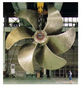 baling baling kapalfixed pitch propeller