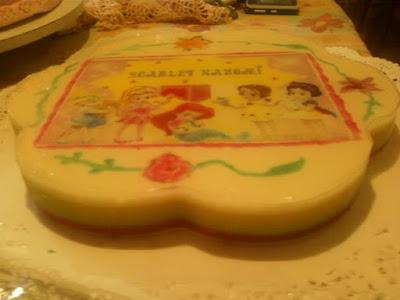 Las Tortas de Ara: Gelatinas Decoradas Princesas Bebés