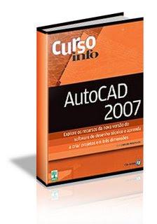 Curso+indo+AutoCad+2007 Download   Curso : Curso de Autocad 2007 + Modelos Prontos (2009)