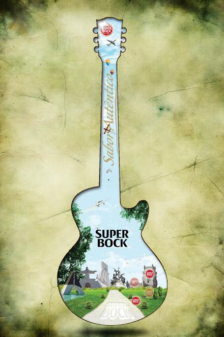 """Vencedor do Concurso Nacional """"Guitar Challenge"""" da Super Bock"""