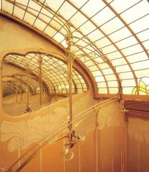 Talk is cheap victor horta art nouveau architect for Art nouveau fenetre
