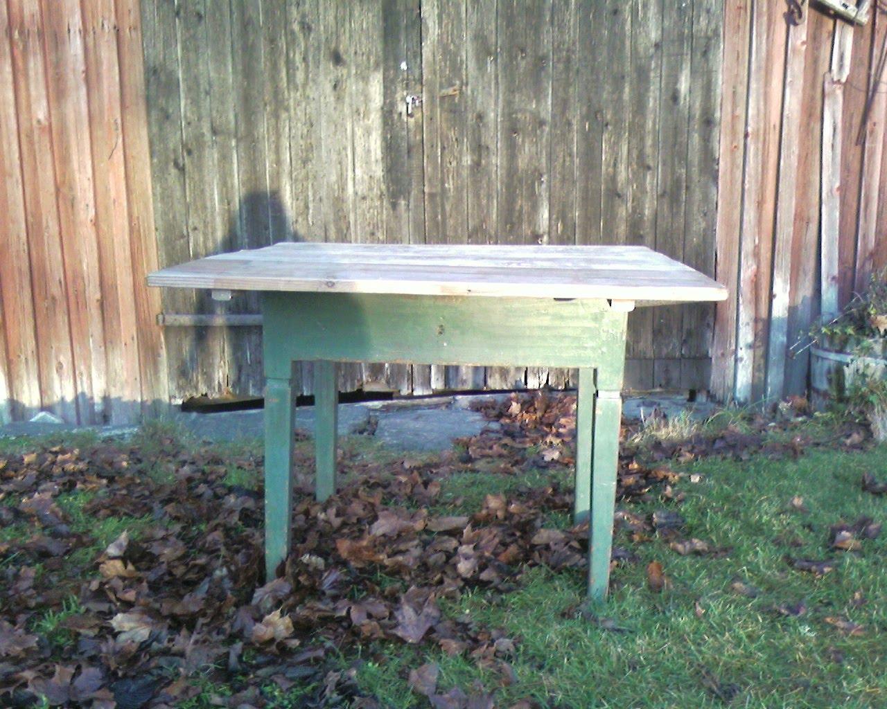 Rustikt Koksbord :  loda  Gammalt Koksbord Butik lanthandeln gammalt rustikt matbord i