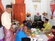 Marhaban Kg Pt Sameon di rumah Atok