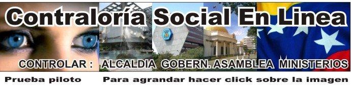 Contraloria Social En Linea