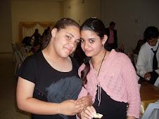 Bruna e Vanessa
