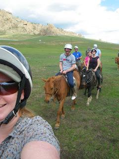 Trans-Mongolian Horse Ride