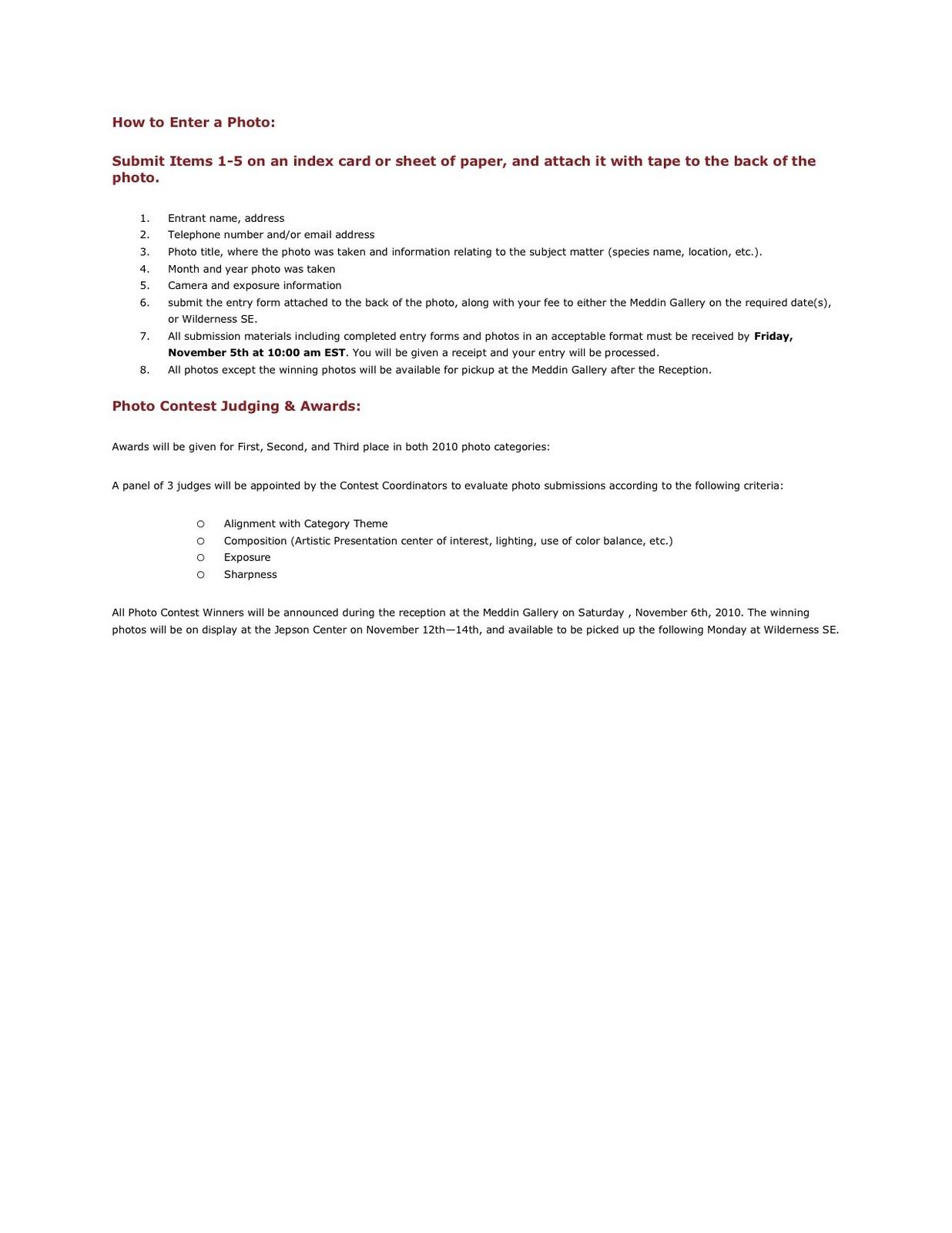 sle of basic curriculum vitae resume format 2015
