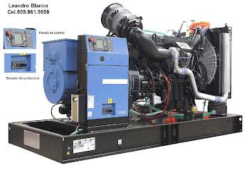 Plantas Electricas Desde 10 kw. Hasta 3000 kw.