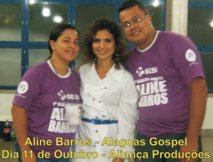 GALERIA ALINE BARROS