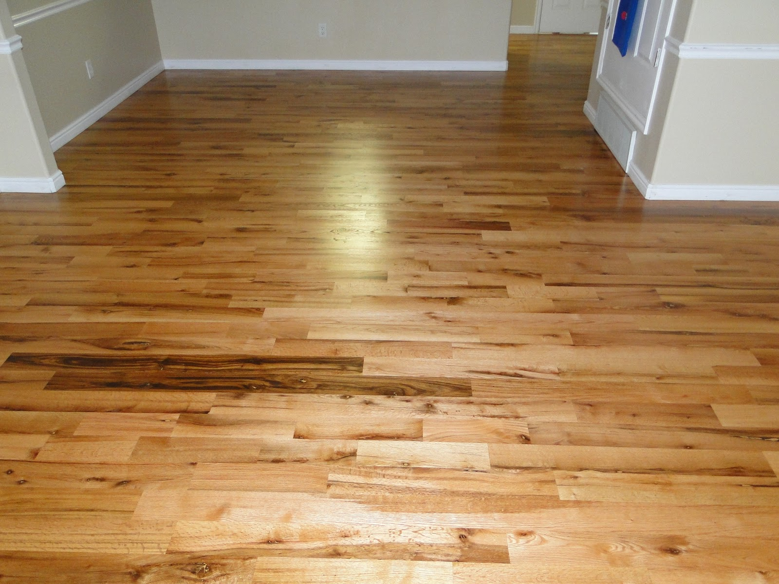 Wade homes custom hardwood flooring for Custom hardwood flooring