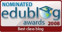 icon of award rewarded to Mr. Crosby's blog Page.