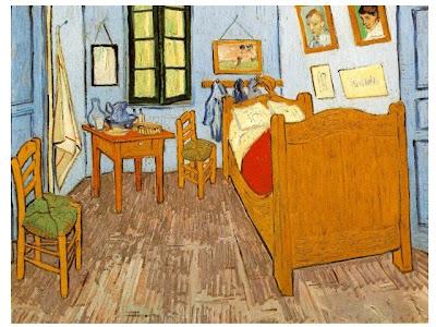 Tertulia en el campo: El cuarto de Van Gogh en Arles