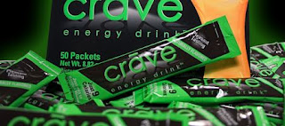 crave energy drink