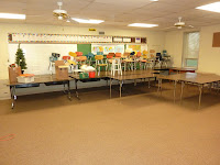 Mrs. Glessner's third grade classroom