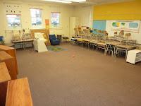 Mrs. Renninger's fourth grade classroom