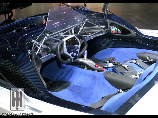 Maserati+birdcage+75th