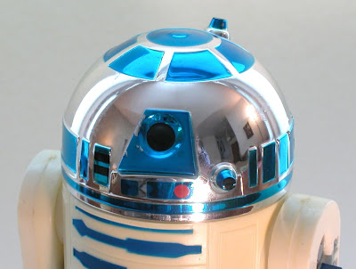 yesterville toy room kenner 12 scale large size artoo detoo r2d2
