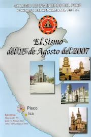 INFORMACION TECNICA OBRE EL SISMO DE PISCO 2007