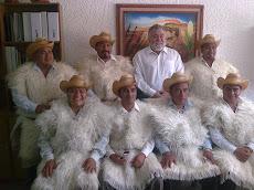 Autoridades de San Juan Chamula