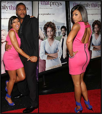 Tyler Perry and Taraji Henson Are Engaged? Well this might be a